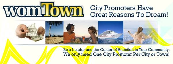 City Promoter womtown